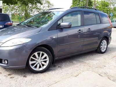 used Mazda 5 I 2.0Diesel-143KM-Klima-7miejsc-Alufelgi-Hak-Zadbana-
