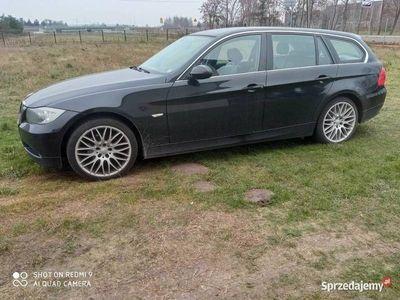 używany BMW 325 e91 i