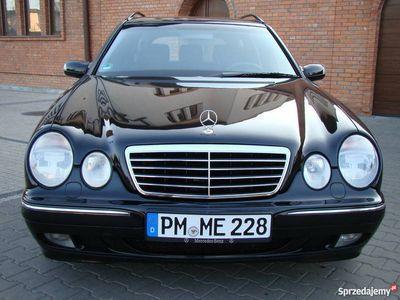 używany Mercedes E320 W210CDI R6_Xenon_Klima_Felga_NAVI_2002