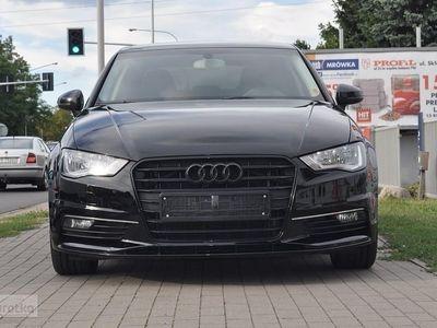 używany Audi A3 III (8V) 8V Sedan 2.0TDI 150KM SelectDrive BlackLine TOP, Piła