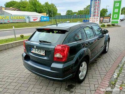 używany Dodge Caliber - 1.8 Benz + Gaz, zamiana