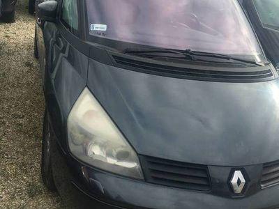 używany Renault Espace 19 dci