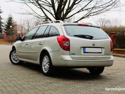 używany Renault Laguna II FL 2.0 DCI Alu Klima Navi Półskóra Serwis