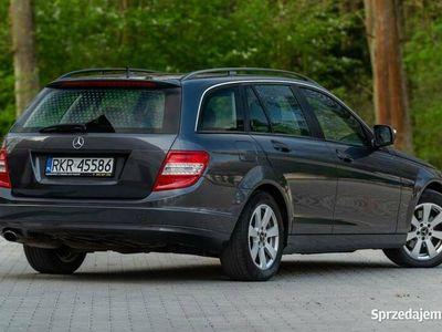 używany Mercedes C220 bardzo zadbany