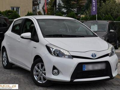 używany Toyota Yaris 1.5dm 100KM 2012r. 68 000km