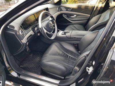 używany Mercedes S63 AMG cena Brutto salon PL