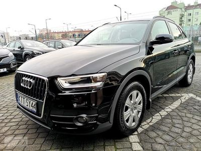 używany Audi Q3 I (8U) 2.0 TDI S-tronic Quattro Salon PL I Wł. 2xkoła, Kraków