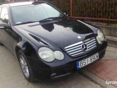 używany Mercedes C180 1.8 benzyna