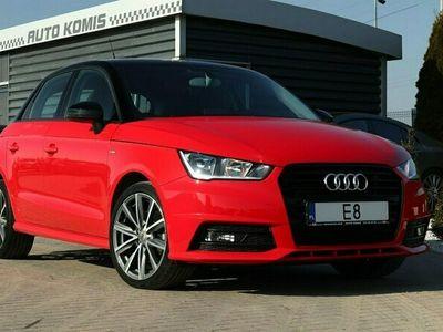 używany Audi A1 1.4dm 125KM 2016r. 43 000km