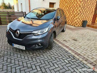 używany Renault Kadjar 1.2 Tce 130 automat 2018r tylko 37tys km
