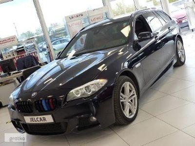 używany BMW 530 SERIA 5 530 3.0 258KM d xDrive Automat 4x4 Nawigacja M-pakiet