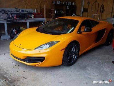 używany McLaren MP4-12C MP4-12C Automotive3.8 TWIN-TURBO V8 benz. 600KM 7-bieg.2012