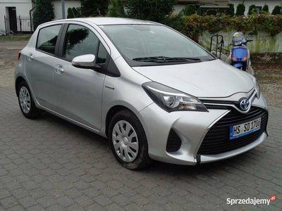 używany Toyota Yaris 1.5 vvt-i Hybrid