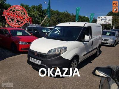 używany Fiat Doblò 1.3dm 90KM 2015r. 157 602km
