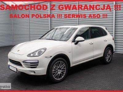 używany Porsche Cayenne II Salon POLSKA + 100% Serwis + AUTOMAT + 4 x 4 !!!