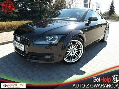 używany Audi TT 2dm 200KM 2007r. 203 000km