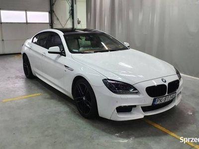 używany BMW 640 640 Duże obniżkI! Seria 6 Gran Coupe [F06] 12-15, d xDrive F06 (2012-)
