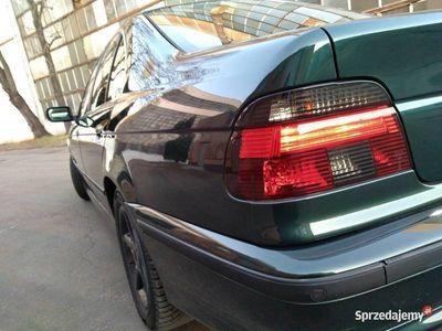 używany BMW 523 i E39 Manual 160tys km Xenony * Ringi * NAVI * Skóry