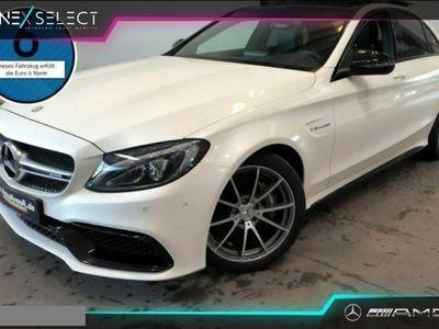 używany Mercedes C63 AMG AMG 4dm 476KM 2017r. 40 585km