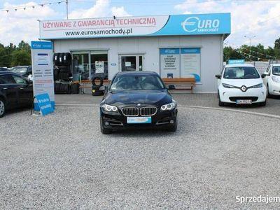 używany BMW 520 2dm 190KM 2015r. 119 000km