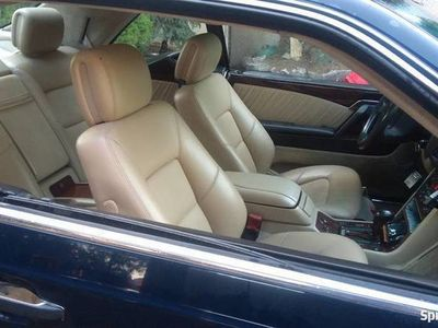 używany Mercedes CL600 1994r Ładny Zamiana