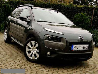 używany Citroën C4 Cactus 1.6dm 100KM 2016r. 155 654km