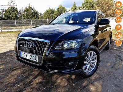 używany Audi Q5 2dm3 170KM 2010r. 188 000km 2.0 TDI 170*4X4*Climatronic*Alu*Xenon*Led*Skóry*IDEAŁ*SPRAWDŹ!!!