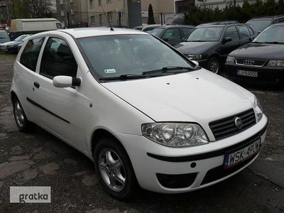 używany Fiat Punto Punto II FL1,4 kat.