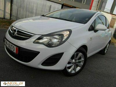 używany Opel Corsa 1.2dm 70KM 2014r. 152 000km