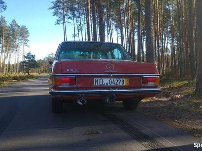 używany Mercedes W115 1seria