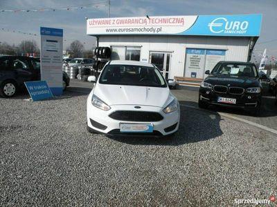 używany Ford Focus 1.6dm3 95KM 2015r. 130 000km F-vat,Gwar,Sal.PL