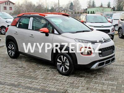 używany Citroën C3 Aircross 1.2dm3 110KM 2018r. 5km 1,2 110KM Shine - rabat 7500 zł - wyprzedaż 2018 !!