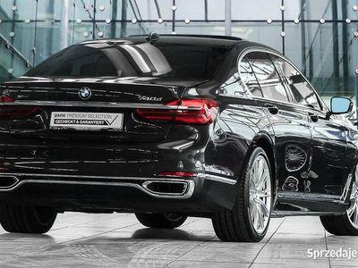 używany BMW 740 d xDrive