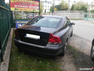 używany Volvo S60 2.4D5