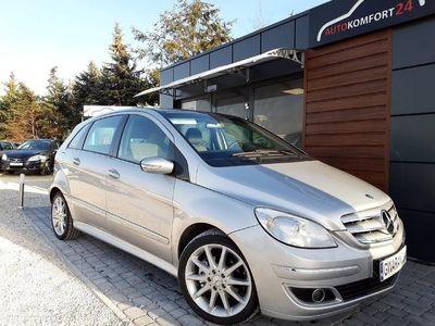 używany Mercedes 180 Klasa B W245Gwarancja-Jeden Właściciel-Serwis-Opłacona