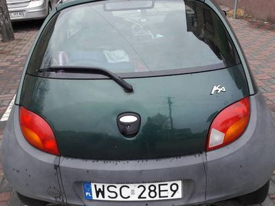 używany Ford Ka 2004
