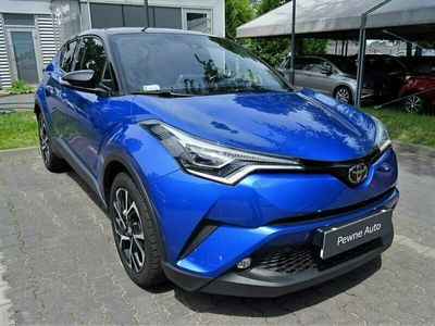używany Toyota C-HR 1.2 T 116KM DYNAMIC TECH LED, salon Polska, FV23%