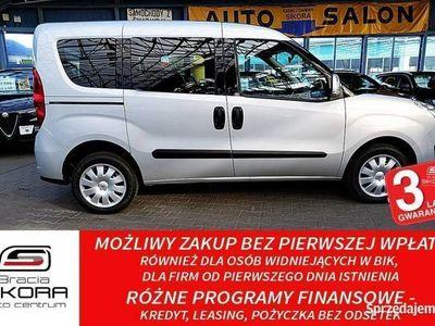 używany Opel Combo D 3 Lata Gwarancja I-wł Kraj Bezwypadkowy 1.4i benzyna FV vat 23%