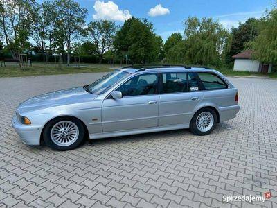 używany BMW 525 e39 d Xenon, Webasto, Tempomat! Po serwisie!