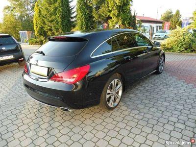 używany Mercedes CLA200 2.2dm 136KM 2016r. 153 000km