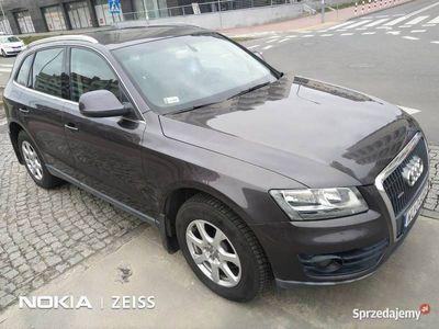 używany Audi Q5 2011r, 4x4 quatrro, Salon Polska