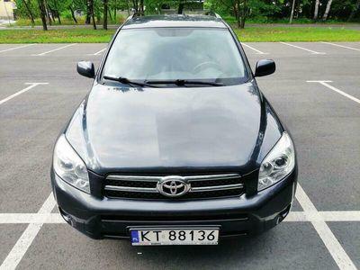 używany Toyota RAV4 4x4 Salon Polska