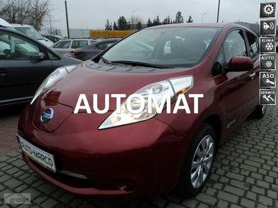 używany Nissan Leaf 0dm3 110KM 2015r. 30 000km samochód elektryczny eko ZERO EMISION