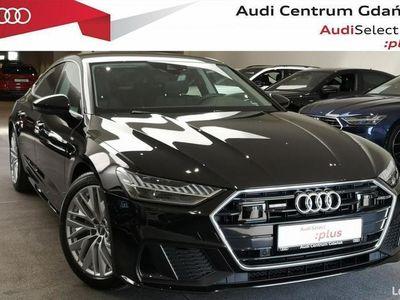 używany Audi A7 2.0 TDI 204KM Quattro Stronic l S-line l B&O l Hak l MATRIX l ACC