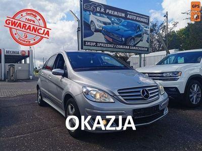 używany Mercedes B150 1.5 Benzyna 95 KM, Klimatyzacja, Nawigacja, Grzane Fotele, Isofix, Alu W245 (2005-2011)