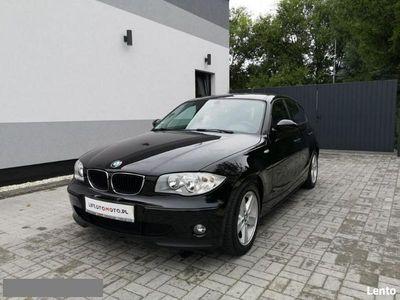 używany BMW 116 1.6dm 116KM 2005r. 162 000km