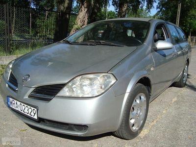 używany Nissan Primera III [P12] 1.8 16V GAZ klimatr. zarejestr. I rej.2004 GWARANC