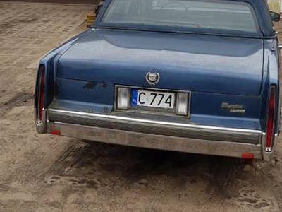 używany Cadillac Fleetwood 4,5 V8