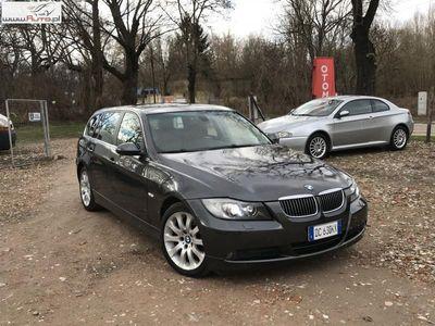 używany BMW 330 3dm3 230KM 2006r. 235 000km 3.0d 230km Automat Navi Professional Skóra Xenon Możliwa Zamiana