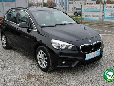 używany BMW 218 2dm 150KM 2016r. 54 000km